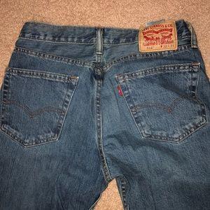 New Men's jeans Levi Strauss 32x34 5147